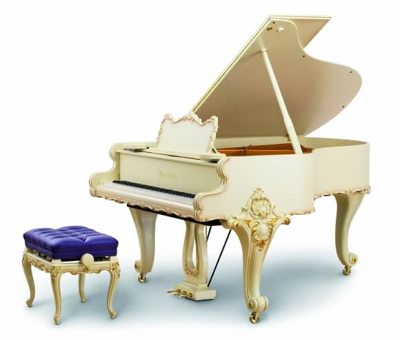 Faust Harrison Pianos Designer Art Case Pianos ⚛ Faust Harrison Pianos