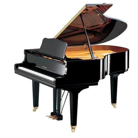 Yamaha AvantGrand DISKLAVIER PLAYER PIANOS
