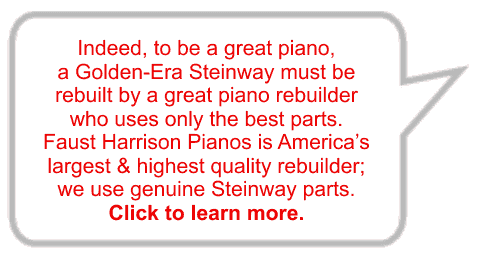 Faust Harrison Pianos Restorer Makes Old Pianos Sing Again