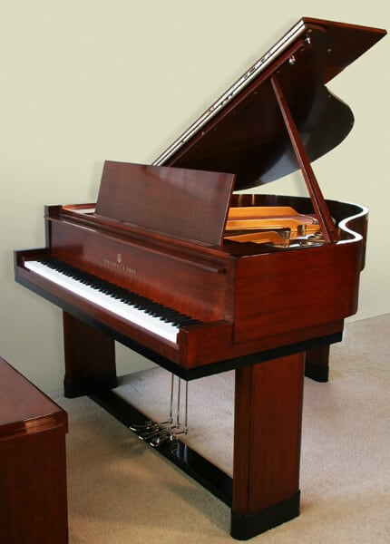 Steinway Arts & Crafts Wood Piano