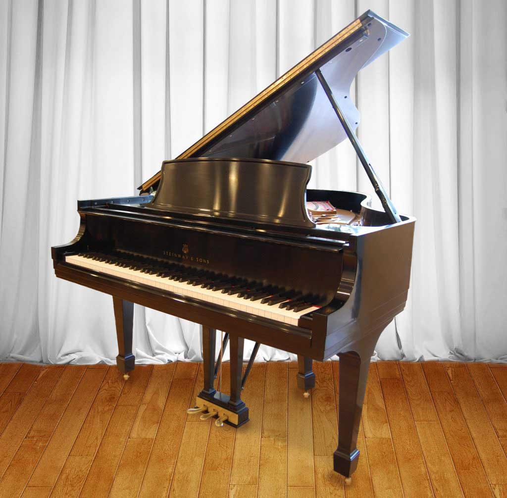 Steinway Piano, Partially Rebuilt Model M, 1961