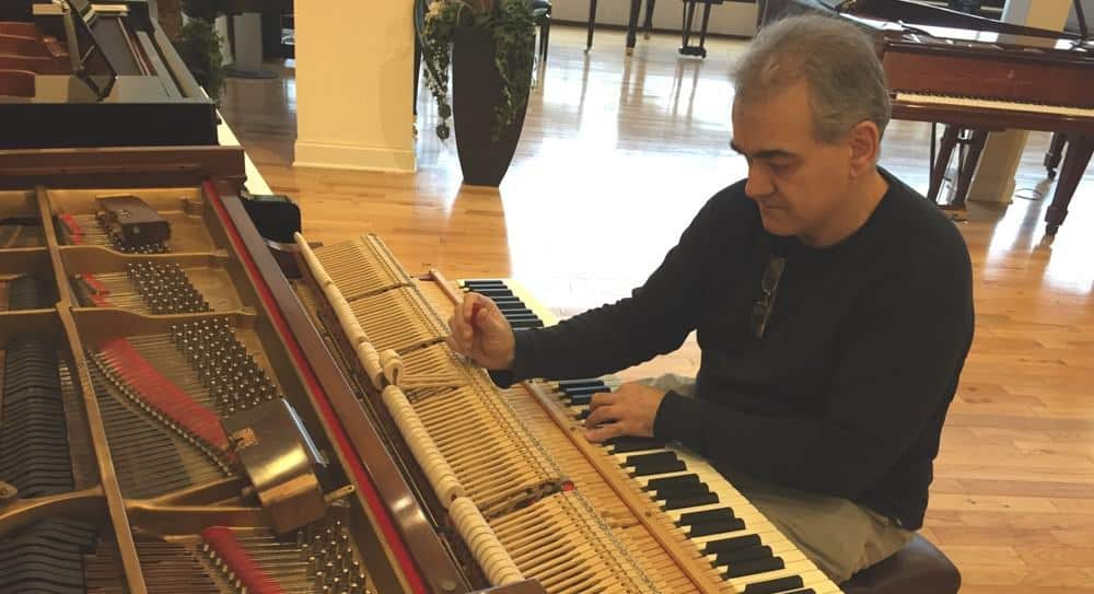 Finding the Perfect Piano