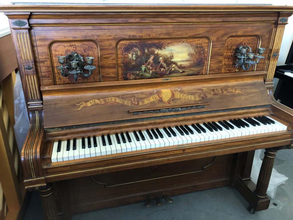 Steinway Piano 1894
