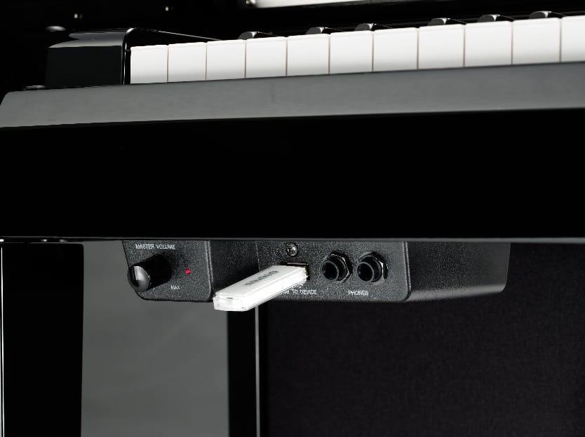 Yamaha Nu1X Headphones and USB Connections