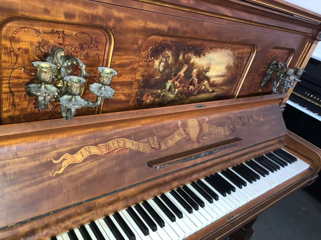 Steinway & Sons 1894 Piano