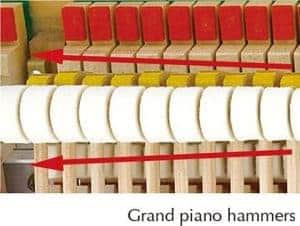 Clavinova Piano Hammers