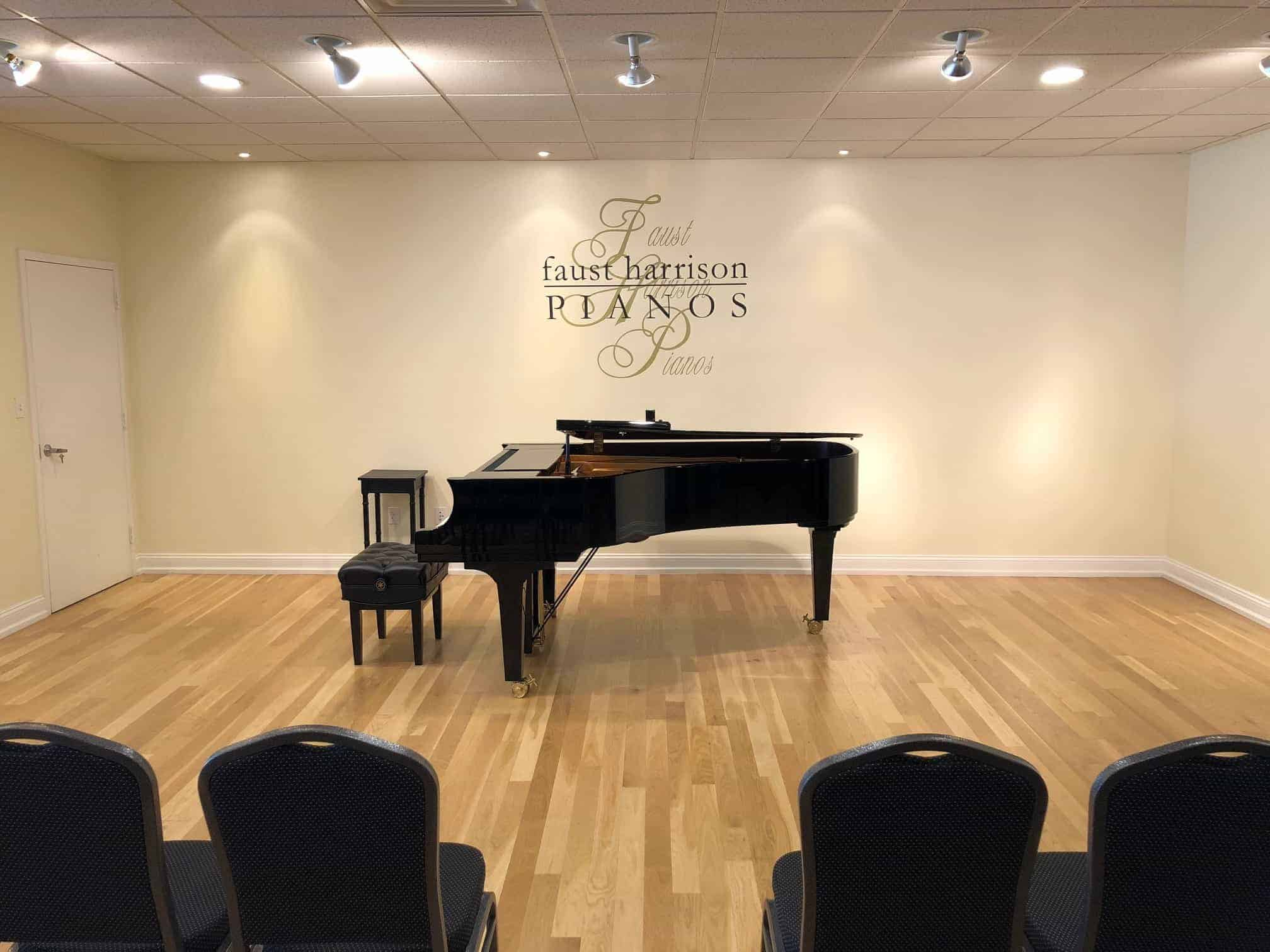faust harrison pianos recital and concert space