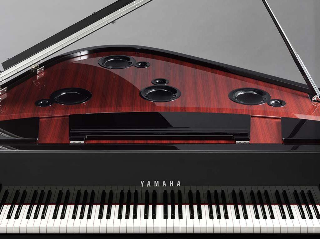 Yamaha AvantGrand Pianos