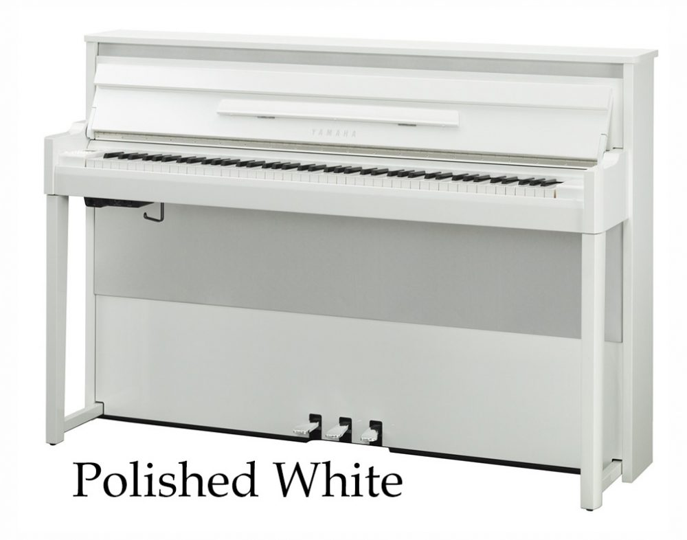 NU1X Polished White