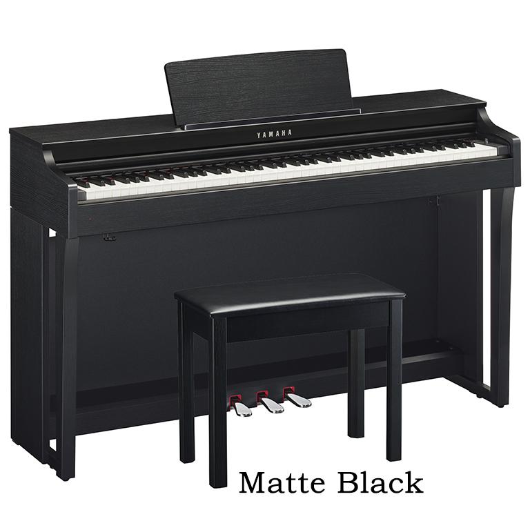 CLP625 Matte Black