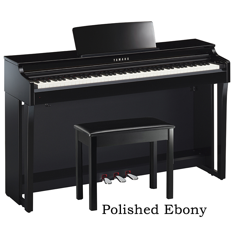 CLP625 Polished Ebony
