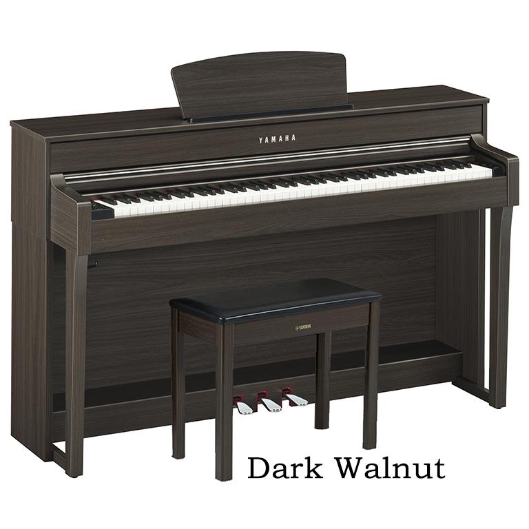 CLP635 Dark Walnut
