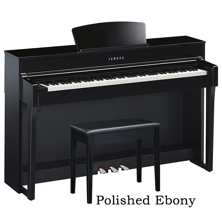CLP635 Polished Ebony
