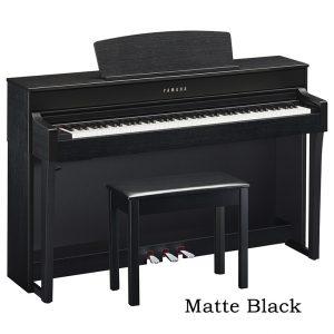 CLP645 Matte Black