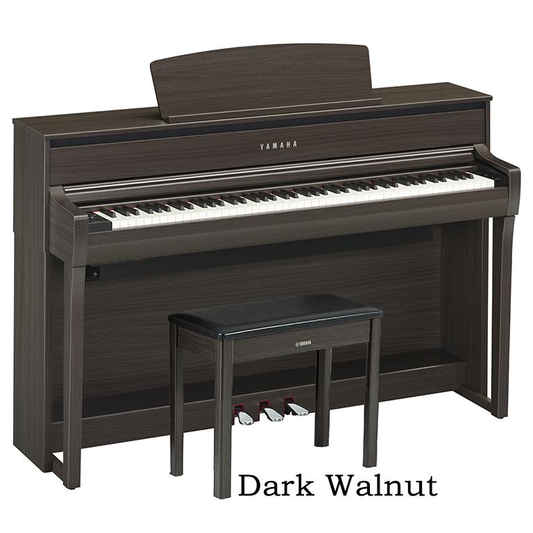 CLP675 Dark Walnut