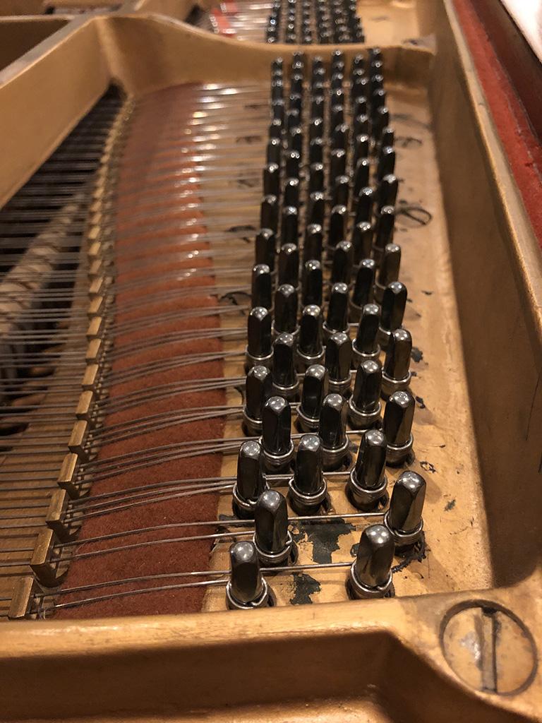 Steinway Piano Pinblock