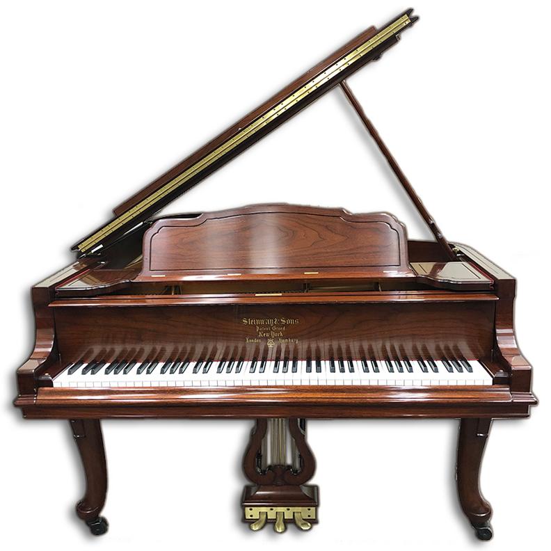 Restored Steinway Grand Piano
