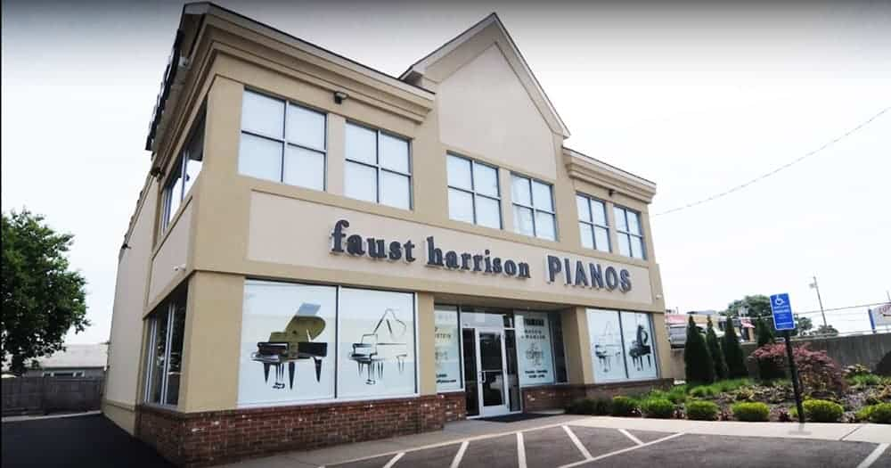 fairfield piano store